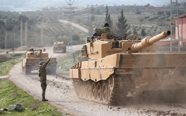 Afrində öldürülən terrorçuların sayı 897-yə çatdı