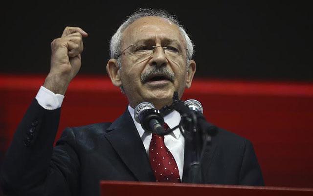 Kamal Kılıçdaroğlu yenidən CHP-nin sədri seçildi