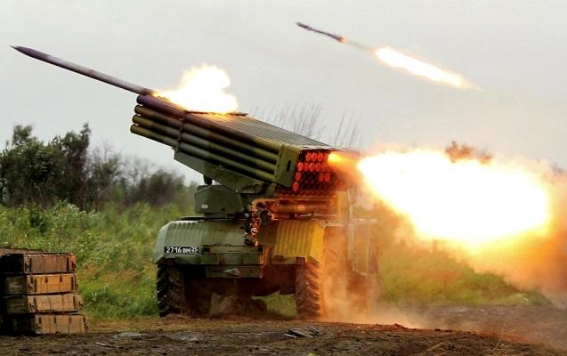 Hatay və Kilisə 94 raket atılıb