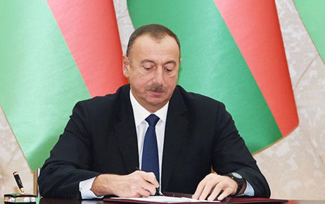 Prezident əfv imzaladı