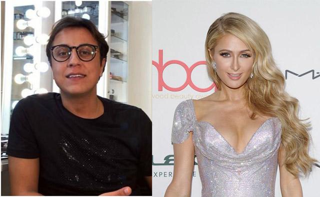 Azərbaycanlı stilistin videosu Paris Hiltonu ağlatdı - Video