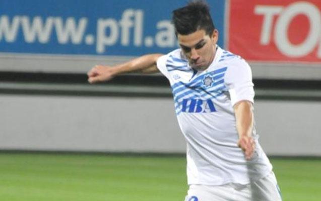 Paraqvaylı futbolçu 4-cü dəfə Azərbaycana gəldi