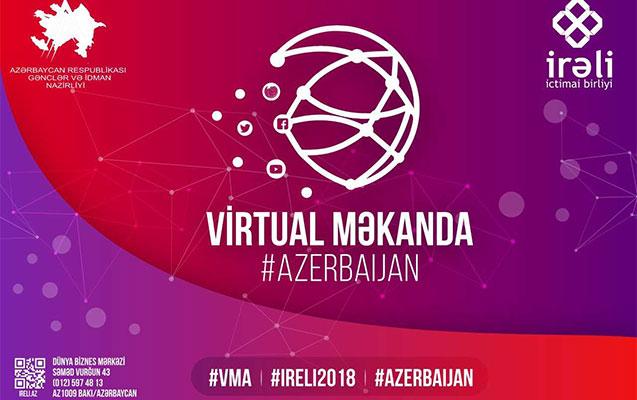 """""""Virtual Məkanda Azərbaycan"""" layihəsi başlayır"""