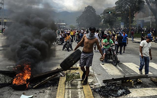 Venesuela hökuməti müxalifətlə saziş imzaladı