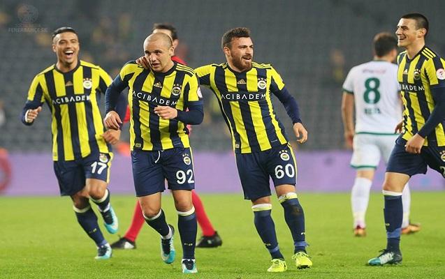 """""""Fənərbağça"""" """"Beşiktaş""""a rəqib oldu"""