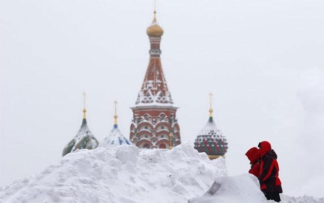 Son 100 ilin ən soyuq Moskvası