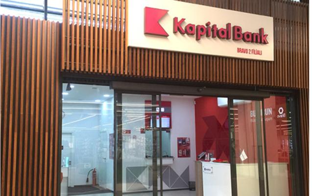 Kapital Bank-ın yeni filialı istifadəyə verildi
