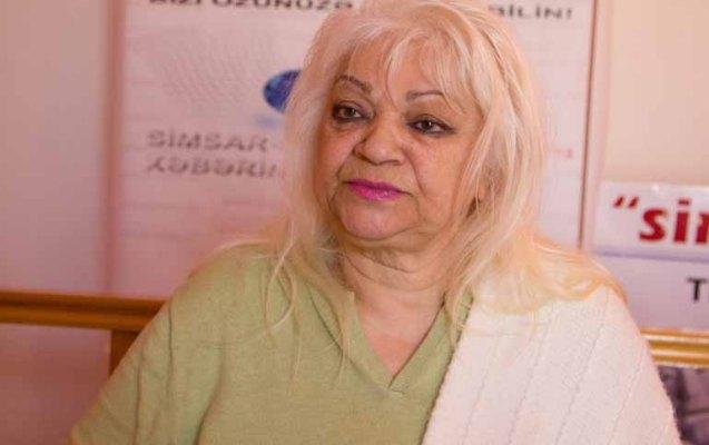 Xalq artisti Zərnigar Ağakişiyeva evində ölü tapıldı