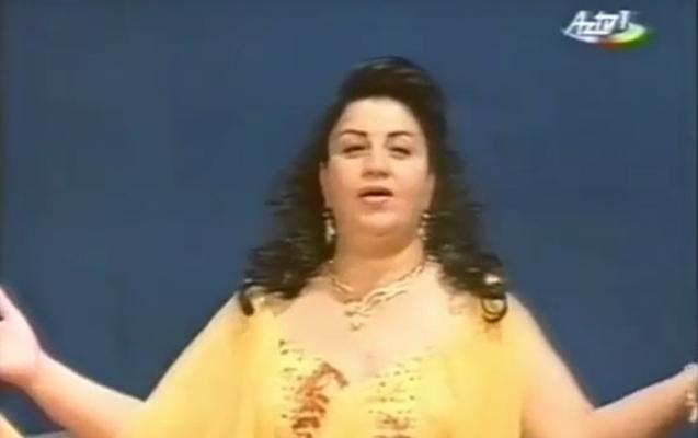 Maral AzTV-dəki görüntülərini yaydı