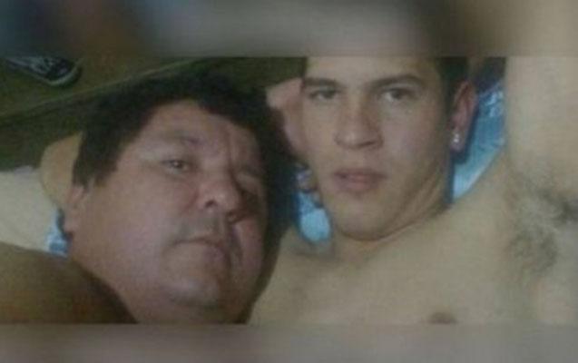 Klub prezidenti və futbolçunun yataqda fotosu yayıldı