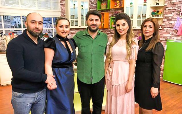 Xatirənin mayor əri canlı efirə gəldi - Video