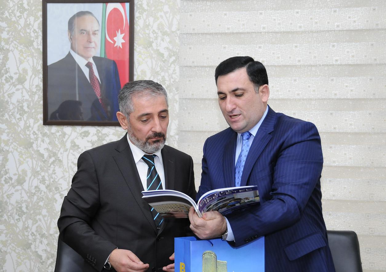 ADNSU ilə Ardahan Universiteti arasında müqavilə imzalanıb