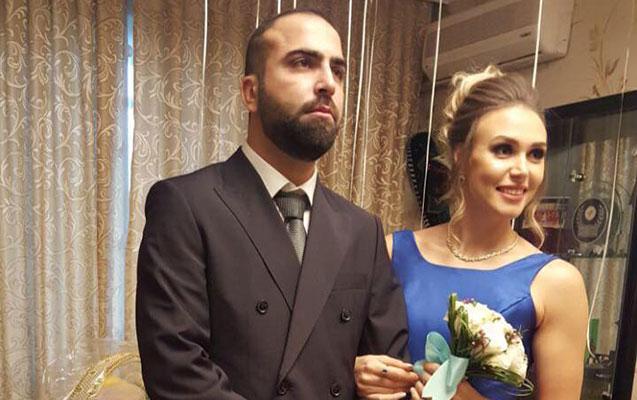 Futbol yığmamızın keçmiş üzvü voleybolçu ilə evlənir