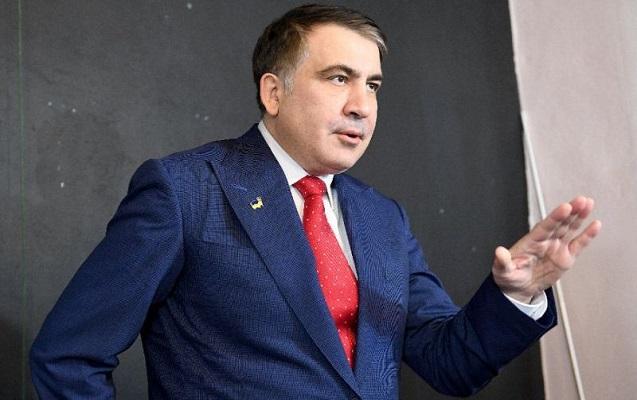 Saakaşvili Hollandiyadadır