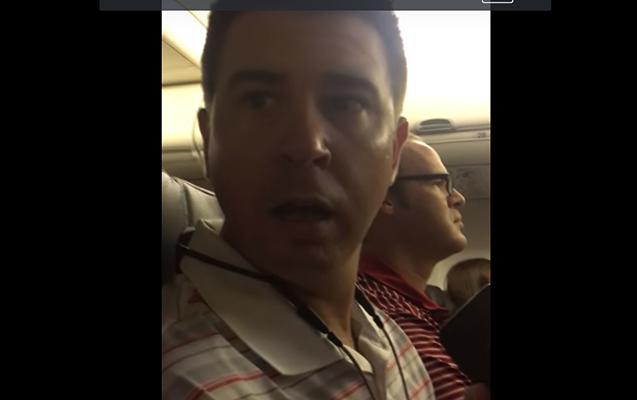 Arvadının hamilə olduğunu pilotdan öyrəndi