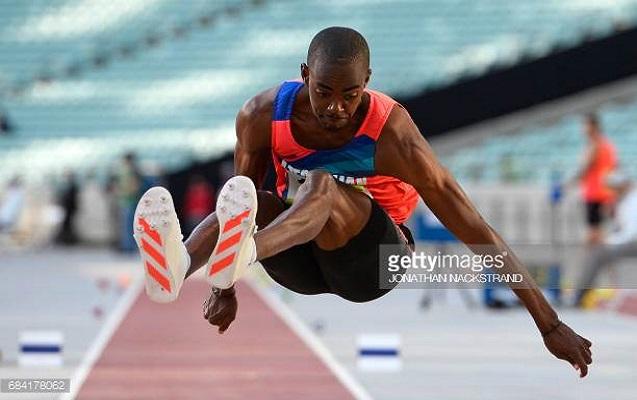Azərbaycan atleti gümüş medal qazandı