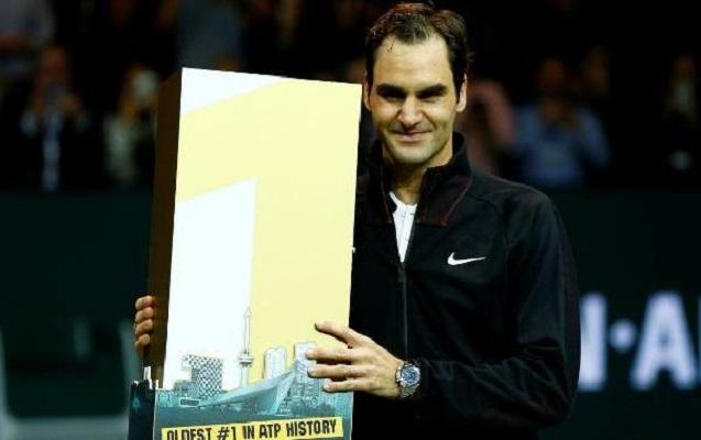 Federerdən tarixi rekord
