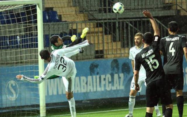 """""""Qarabağ"""" qalib gəldi, """"Kəpəz"""" uduzdu"""