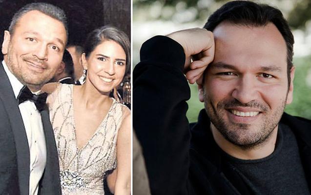 Ali Sunal və Nazlının ilk fotosu...