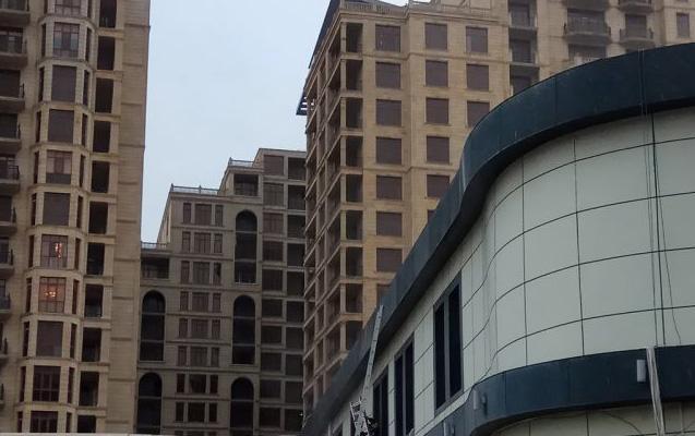 Penitensiar Xidmətin binasında yanğın - Fotolar