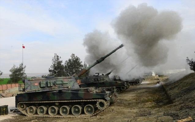 9 kənd terrorçulardan təmizləndi, Kilislə sərhəd əlaqəsi kəsildi