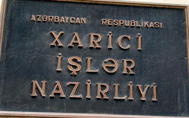 Azərbaycan Uruqvaya nota verib
