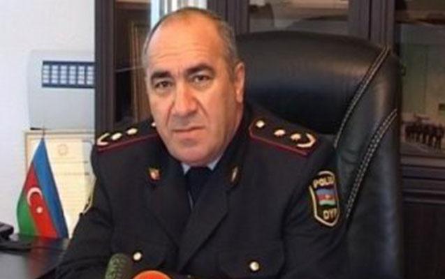 Qalmaqallı polis rəisi işdən çıxarıldı