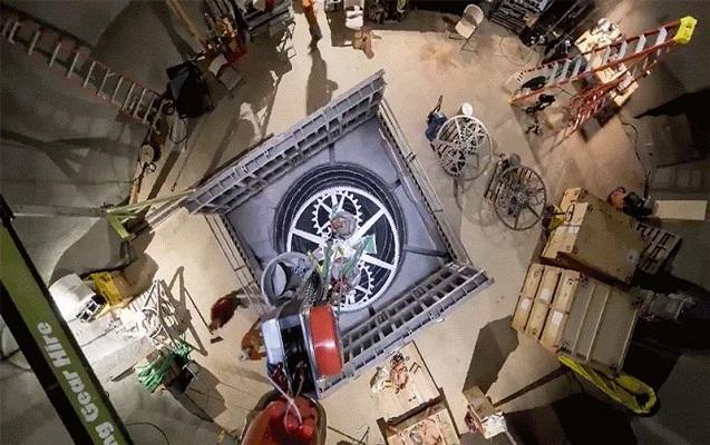 10 min il işləyəcək saatın inşasına başlanılıb