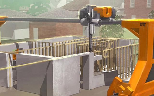 Dubayda 3D çap texnologiyası ilə ilk villalar inşa ediləcək