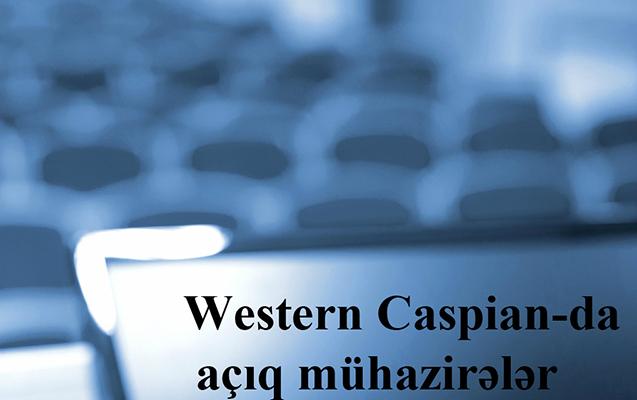 Qərbi Kaspi Universitetində açıq mühazirələr başlayır