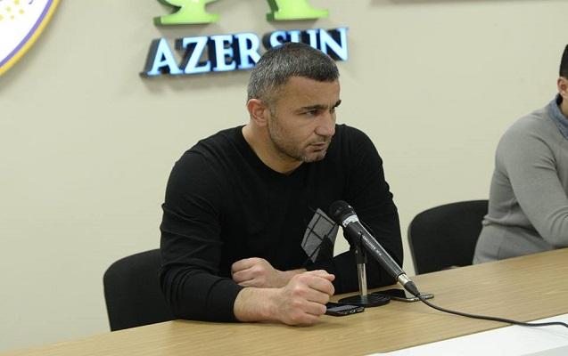 """""""""""Qarabağ""""da mənim güvəndiyim futbolçular qalıb"""""""