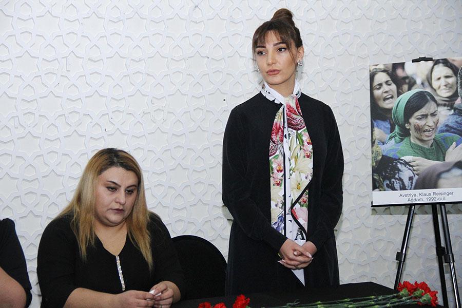 Azərbaycan Universitetində Xocalı soyqırımı qeyd olunub