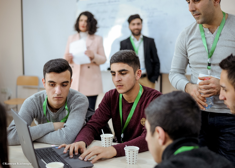Qərbi Kaspi Universitetində Startup Günləri keçirilib