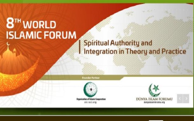 İstanbulda 8-ci Dünya İslam Forumu keçiriləcək