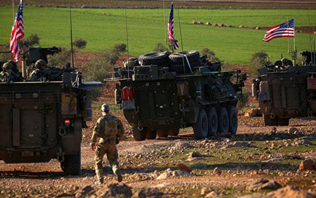 ABŞ Suriyada YPG-nin ərazisində 20 hərbi baza yaradıb