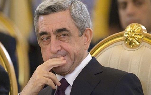Sarkisyan 5 saat dindirildi