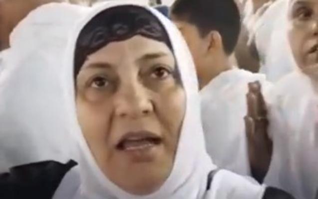 Nüşabə Ələsgərli Məkkəni ziyarət etdi - Video