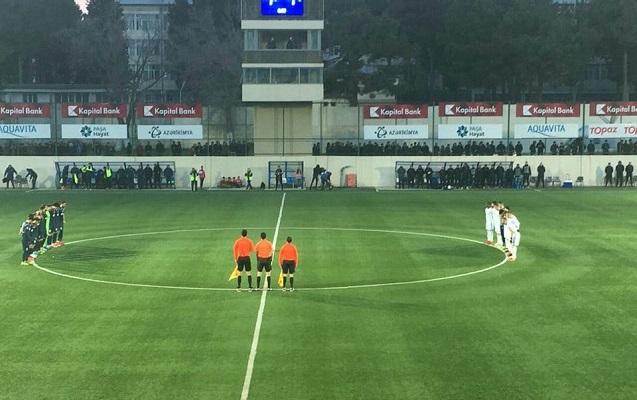 """""""Sumqayıt"""" - """"Qarabağ"""" matçında dava düşdü"""