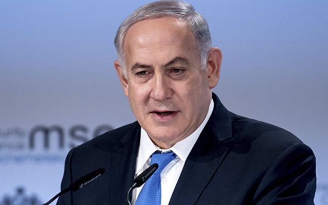 Netanyahu ABŞ səfərini yarımçıq qoydu