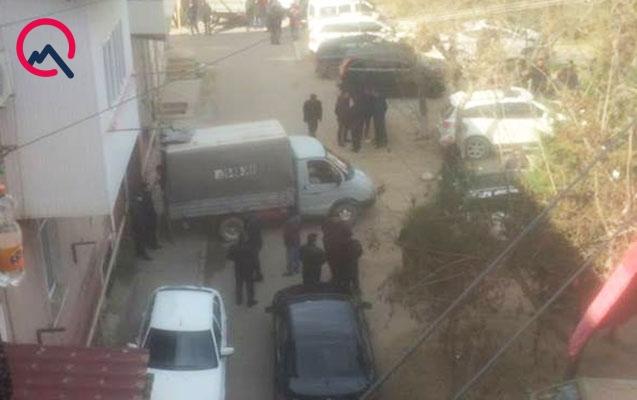 Sumqayıtda dəhşət - Bir evdən 6 meyit çıxarıldı