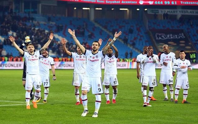 """""""Trabzonspor"""" - """"Beşiktaş"""" matçında 2 qol"""