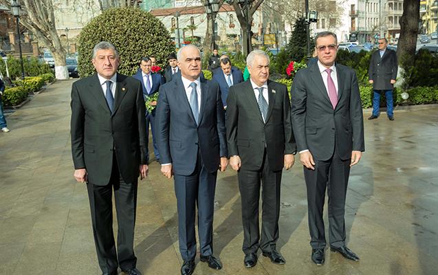 Azərbaycan-Gürcüstan iqtisadi əməkdaşlığı müzakirə edilib