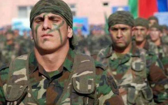Azərbaycan ordusu dünyanın ən güclülərinin