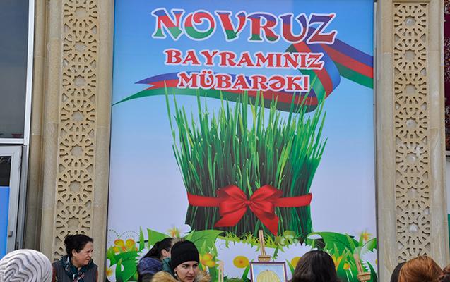 Novruz bayramına həsr olunmuş tədbir keçirilib