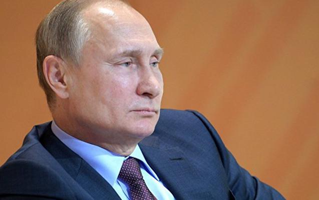 Putin Cənubi Koreyaya dəvət olundu