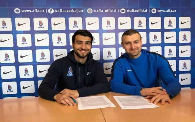 Mahir Mədətov Azərbaycan futbol tarixinə düşdü