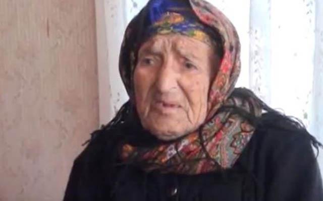 """Azərbaycanlı nənə """"Ginnesin rekordlar kitabı""""na düşə bilər"""
