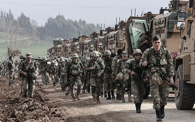 Afrində öldürülən terrorçuların sayı açıqlandı