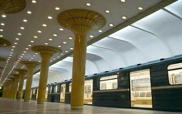 Bakı metrosunda hadisə