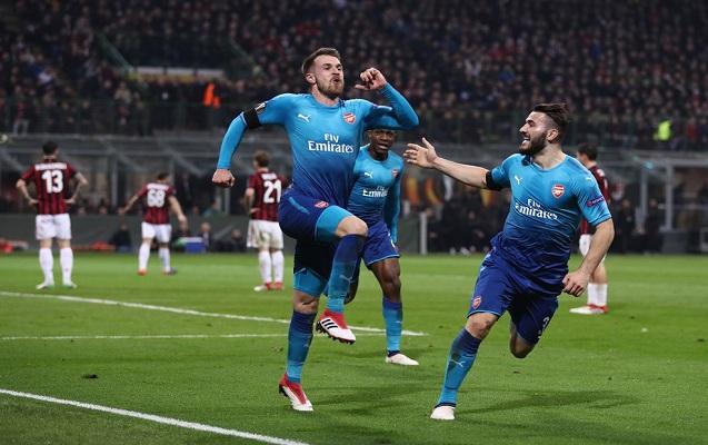 """""""Milan"""" öz meydanında """"Arsenal""""a məğlub oldu"""